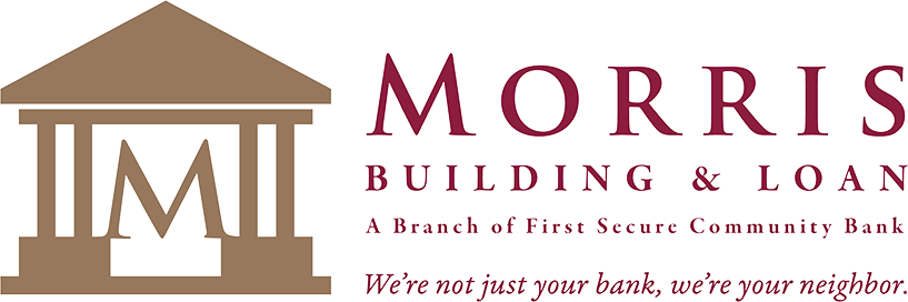 Morris Building & Loan, Logo